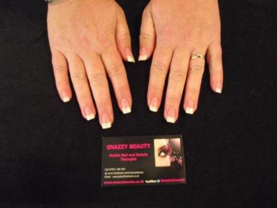 UV Gel Extensions